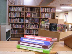 Trinity Lutheran - Library catalog